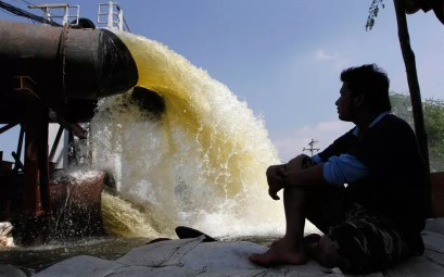 Inondation à Bangkok
