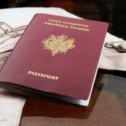 Passeport prêt pour la Thailande