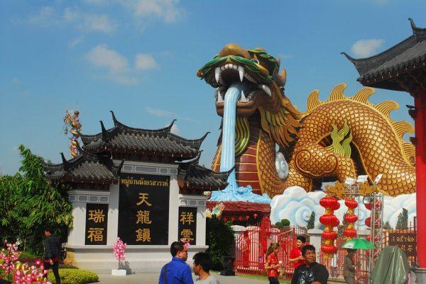 thailand art chinois