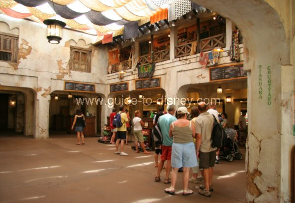 Epcot African