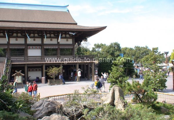 Guide To Disney World Mitsukoshi Store In Japan In The