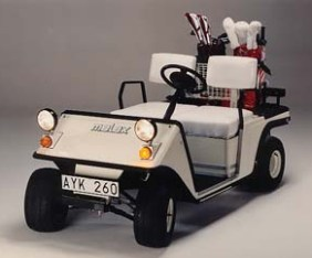 Melex 3 Wheel Electric Golf Cart  The Best Cart In Word