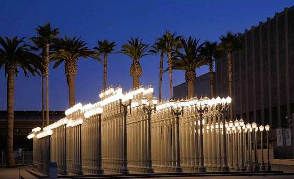 Museum of Art LA Urban Row