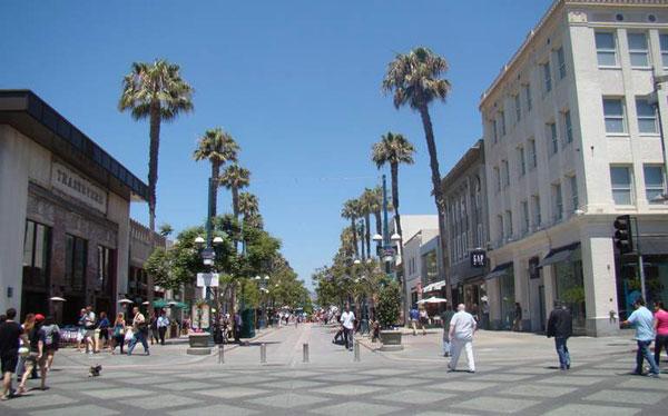 Third Street Santa Monica