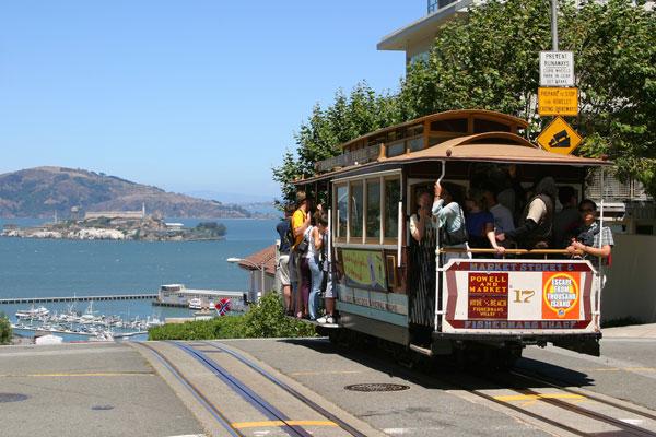 Kabelsporvogn San Francisco