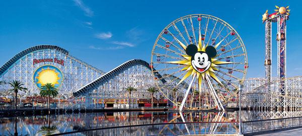 Mickeys Fun Wheel