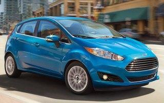 Ford Fiesta US version