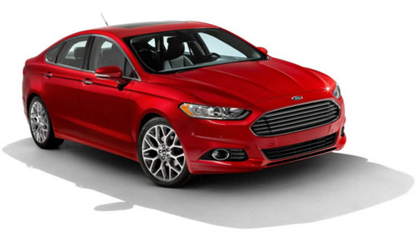 Ford Fusion car rental USA