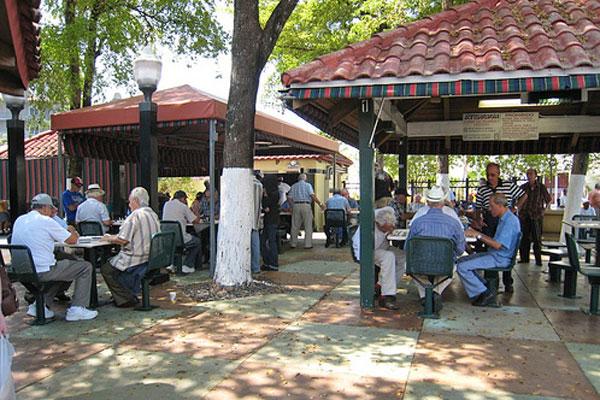 Miami Little Havana Maximo Gomez Park