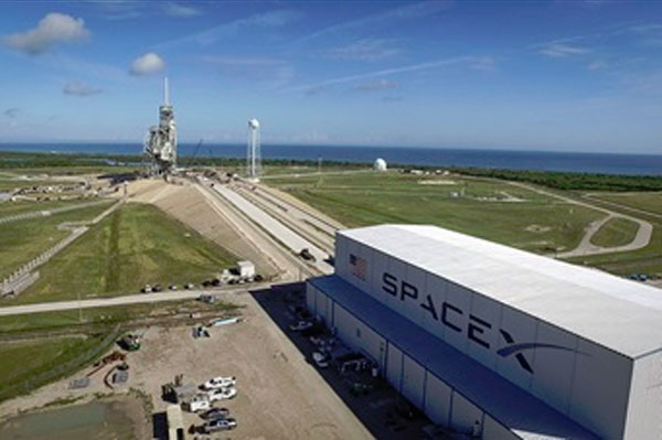 SpaceX Kennedy Space Center