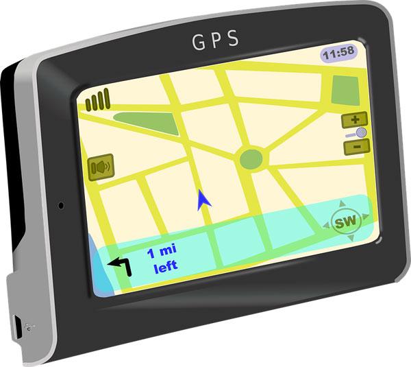 Kørsel med GPS i USA