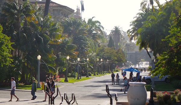 Balboa Park i San Diego