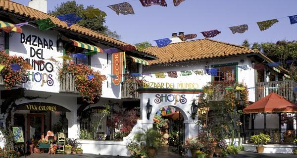 Bazaar del Mundo Old Town-San-Diego