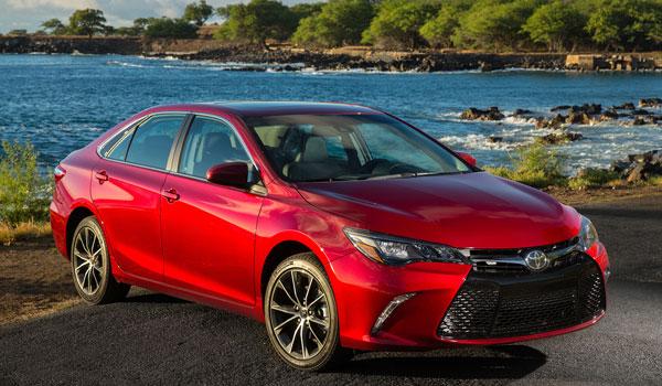 Toyota Camry Car Rental US