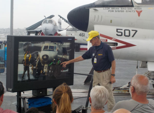 USS Midway Veteran