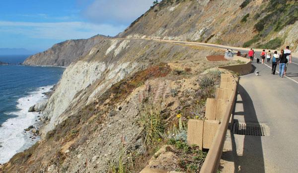 Devils Slide Highway 1