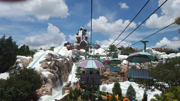 Disney Blizzard Beach Florida