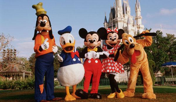 Disney Figurer Orlando