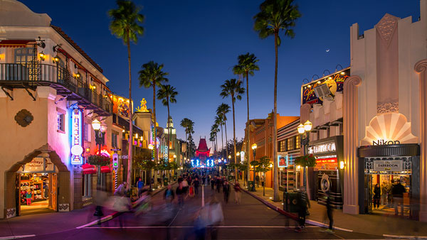 Hollywood Boulevard Disney Orlando