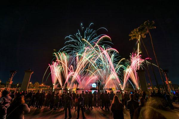 Illuminations Epcot World Showcase