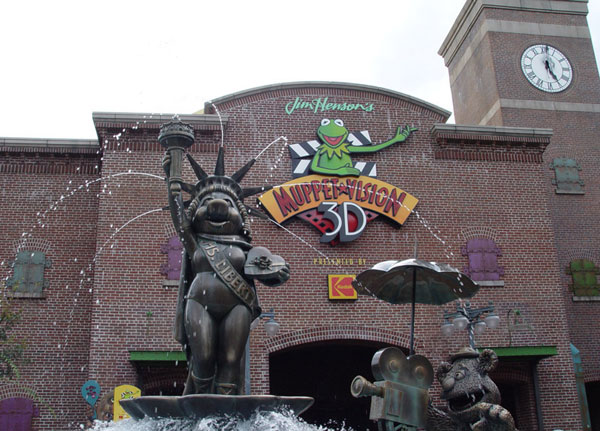 Muppets Disney Orlando