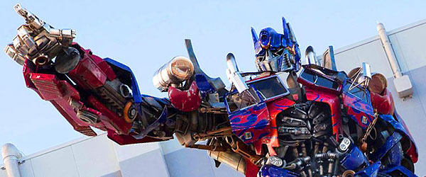 Transformers The Ride Universal