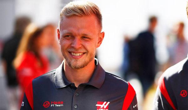 Kevin Magnussen F1 USA