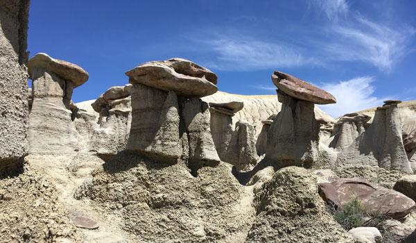 Ah shi sle pah en ukendt juvel i New Mexico
