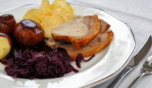 Dansk mad i USA Hvor finder man flæskesteg i USA Dansk