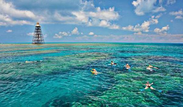 Key West snorkling