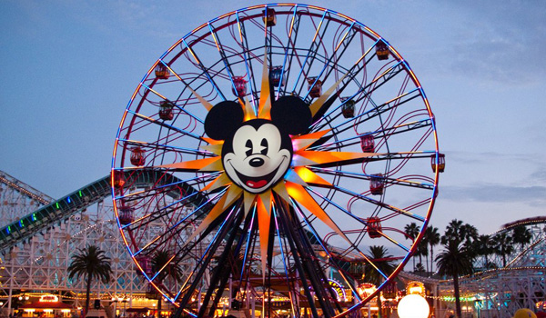 Mickey Fun Wheel