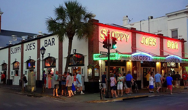 Sloppy Joes Bar Key West