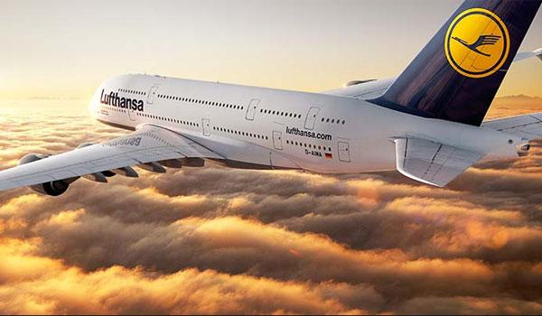 Lufthansa USA ruter München