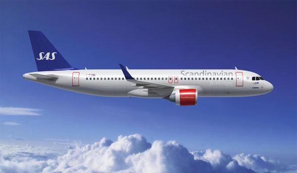 SAS fra Aarhus til USA