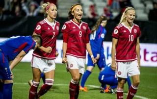 Danmark mod verdensmestrene