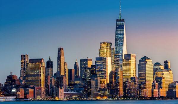new york storbyferie