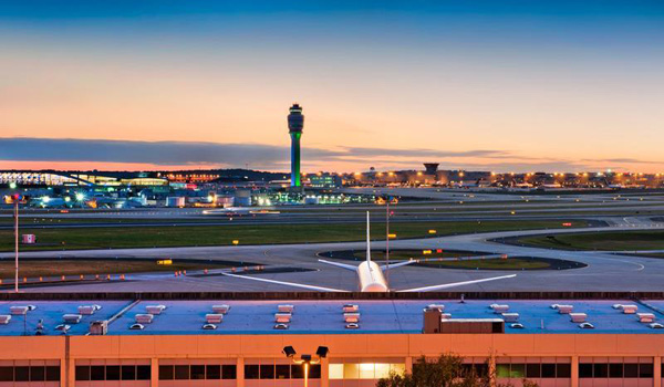 Atlanta Airport verdens travleste lufthavn