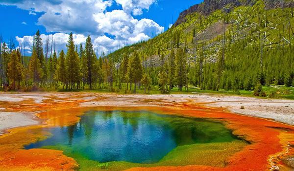 Mindre stigning i entré til nationalparker i USA