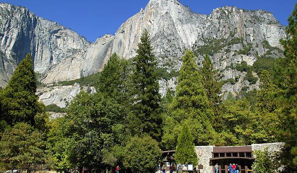 Yosemite National Park Visitor Center