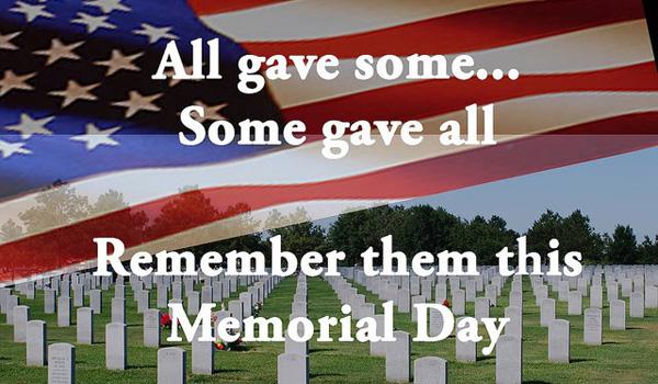 Memorial Day - amerikansk helligdag