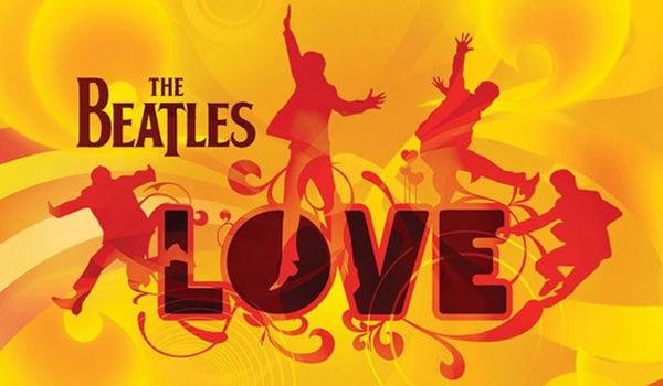 Mirage The Beatles LOVE