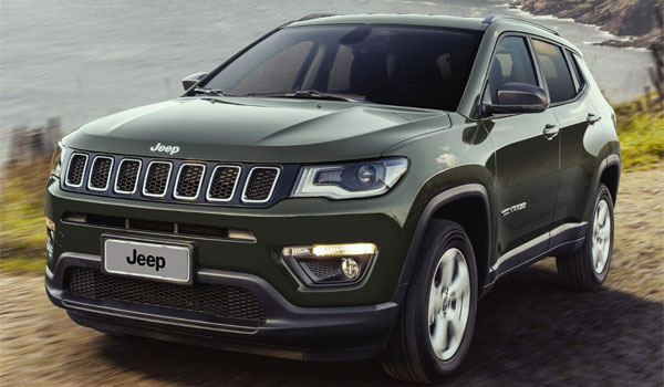 Jeep Compass Rental Car