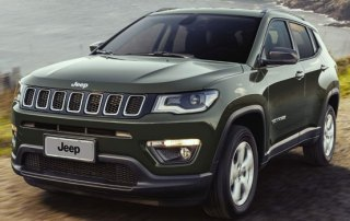 Jeep Compass Rental Car