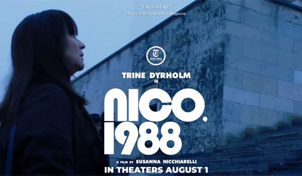 Trine Dyrholm Nico 1988