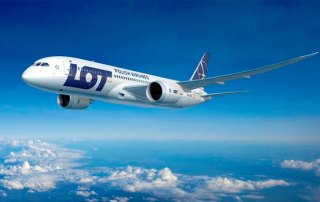LOT USA Polish Airlines