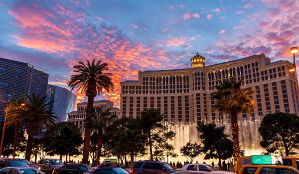 casinoer på The Strip Las Vegas