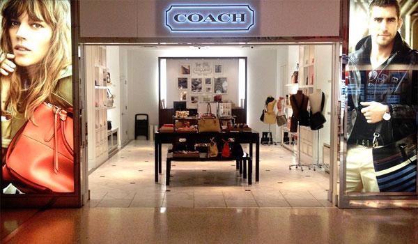 Coach Store JFK New York