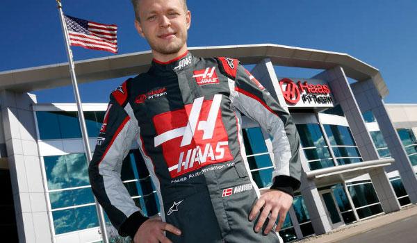 Kevin Magnussen USA F1