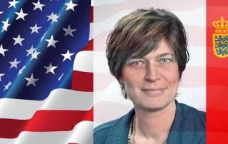 Lone Dencker Wisborg - Danmarks ambassadør USA