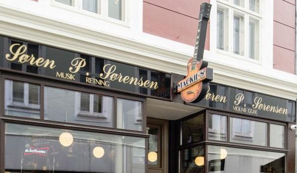 Amerikansk Restaurant Mackies Horsens